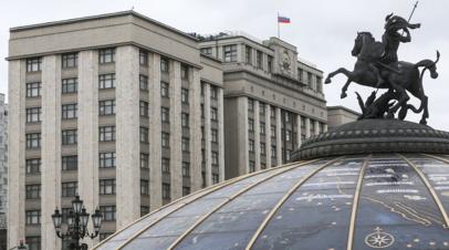 В Госдуме прокомментировали рост импорта российских товаров на Украину