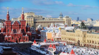 Акция «Спортивная студенческая ночь» состоится 25 января на Красной площади