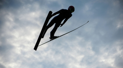 Женская сборная России завоевала золото в прыжках на лыжах с трамплина на ЮЧМ
