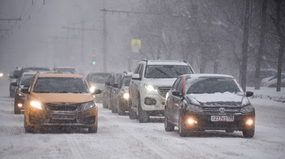 Власти Москвы порекомендовали водителям пересесть на общественный транспорт