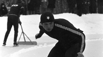 Умер чемпион мира по конькобежному спорту Данилин