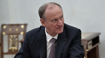 Патрушев обсудил с советниками президента Египта вопрос авиасообщения