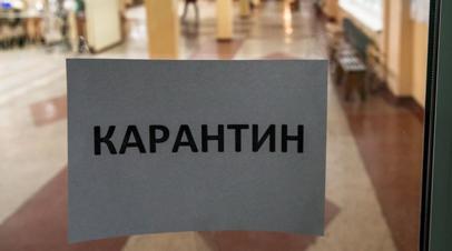 Школы Екатеринбурга закрыли на карантин из-за ОРВИ и гриппа
