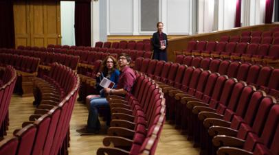 Фестиваль театров пройдёт в Удмуртии в октябре