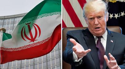 «Сомнение как предательство»: почему Трамп обрушился с критикой на глав Нацразведки США и ЦРУ из-за их позиции по Ирану