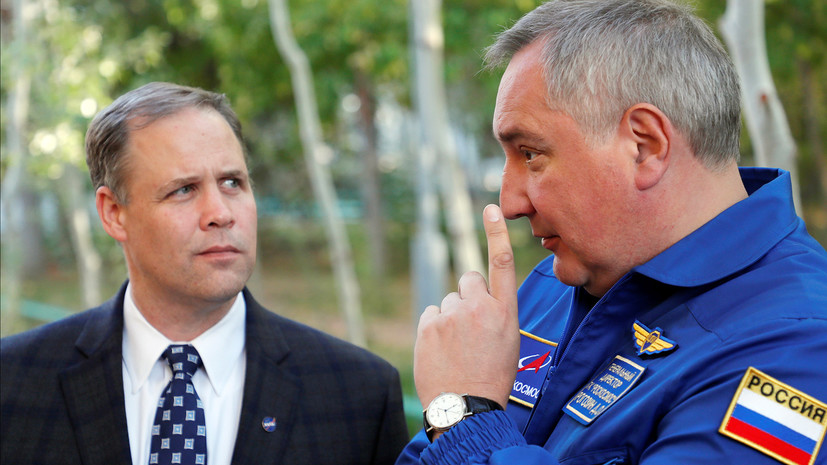 В «Роскосмосе» подтвердили планы главы NASA приехать в Россию