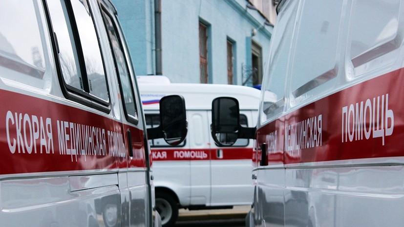 Два человека погибли в результате ДТП в Ульяновске