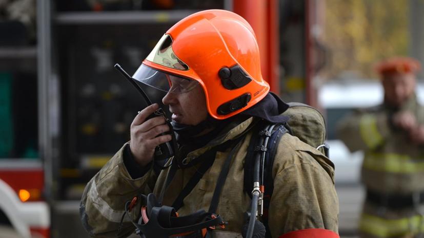 В Кургане при пожаре в гостинице пострадали три человека