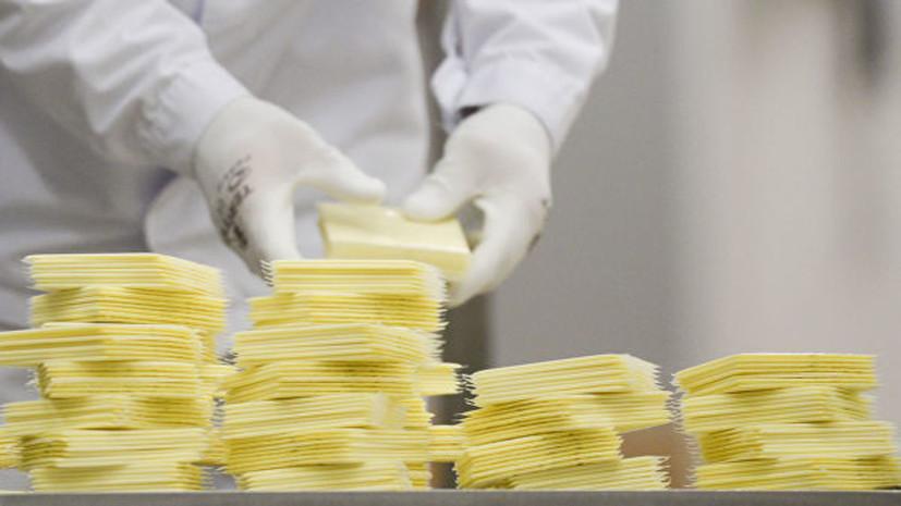 В Роскачестве дали рекомендации по покупке плавленого сыра