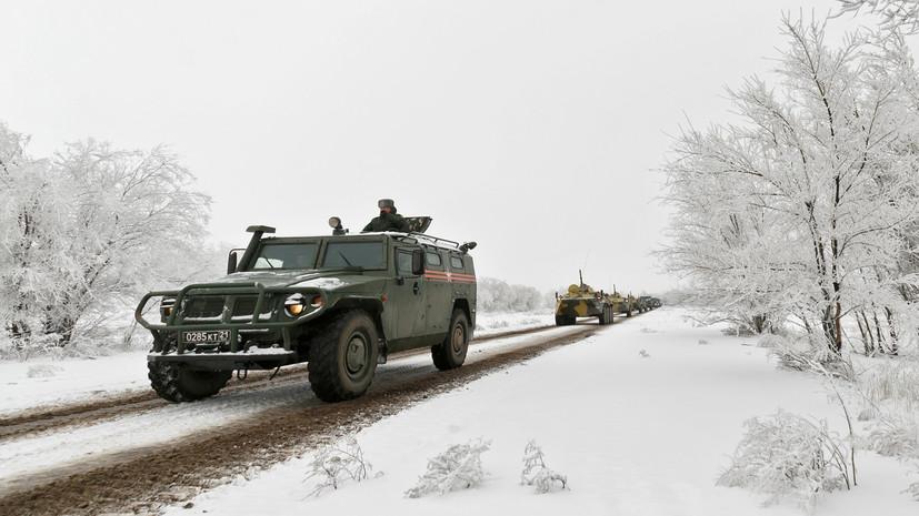 Военные полицейские ВВО провели учения в Хабаровском крае