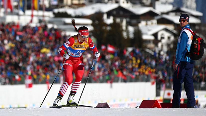 Российские лыжницы стали четвёртыми в командном спринте на ЧМ в Австрии