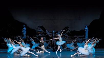 Балеты «Лебединое озеро» и «Щелкунчик» покажут в Кремлёвском дворце 6 и 7 февраля