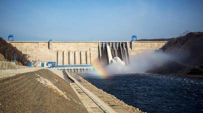 Бурейская ГЭС заработала в штатном режиме