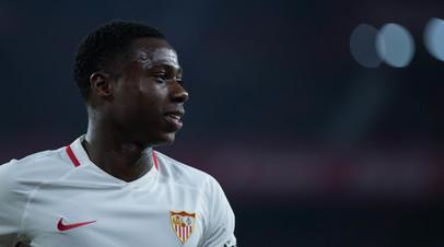 «Севилья» с Промесом в составе потерпела поражение от «Сельты» в матче чемпионата Испании по футболу
