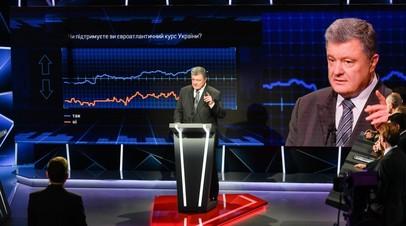 «Тест на демократию»: Порошенко пообещал не допустить российских наблюдателей на выборы президента