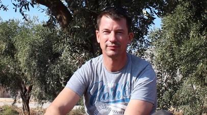 В Британии заявили, что похищенный ИГ журналист Джон Кэнтли мог выжить
