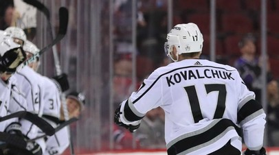 Фанаты «Нью-Джерси» освистали Ковальчука перед матчем НХЛ