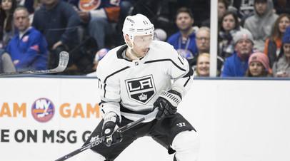 Ковальчук признан третьей звездой игрового дня в НХЛ