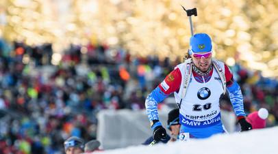 Тихонов раскритиковал состав сборной России по биатлону на этап КМ в Канаде