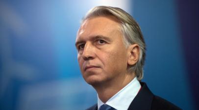 Дюков заявил, что покинет «Зенит» в случае назначения на пост президента РФС