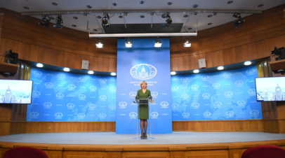 Захарова назвала вбросом данные о третьем подозреваемом по делу Скрипалей