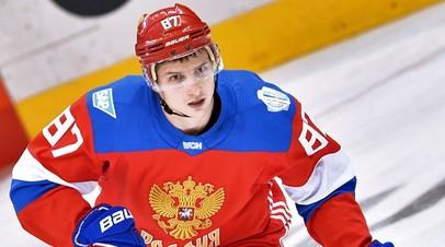 Эксперт прокомментировал игру Шипачёва в матче Евротура с Финляндией