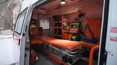 В Подмосковье завели дело по факту травмирования 84-летней женщины из-за падения наледи