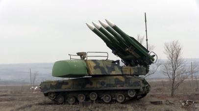 Украина намерена провести учения вблизи Крыма