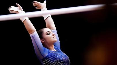 Мустафина может пропустить чемпионат России по спортивной гимнастике