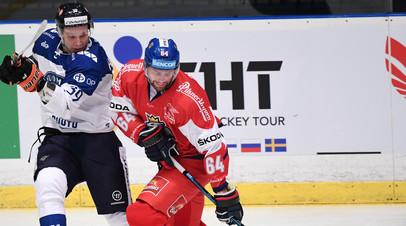 Коварж и Секач не сыграют за сборную Чехии в матче Шведских хоккейных игр с Россией