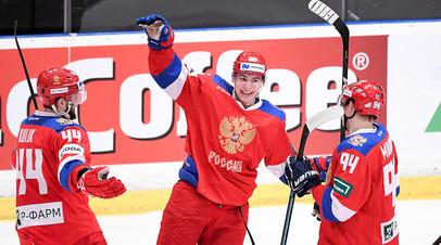 Третьяк оценил выступление сборной России на Шведских хоккейных играх