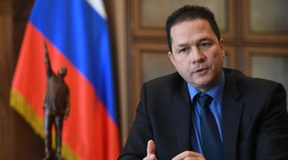 Посол Венесуэлы назвал гумпомощь от США «ловушкой»