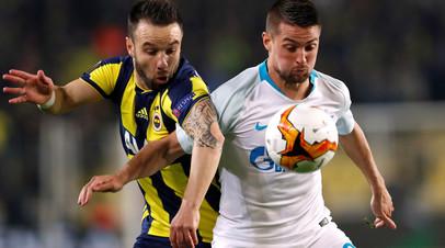 Иранский джокер: два гола и передача Азмуна помогли «Зениту» победить «Фенербахче» в 1/16 финала Лиги Европы