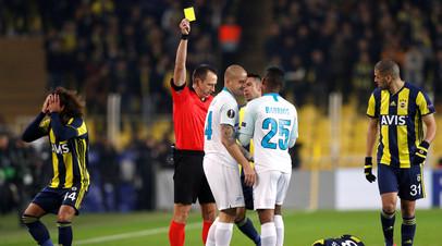 Ракицкий высказался о причинах поражения «Зенита» от «Фенербахче» в матче ЛЕ
