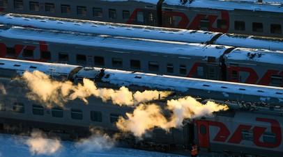 Движение поездов на Курском направлении МЖД восстановлено после сбоя