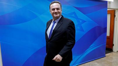 В Израиле назначили нового министра иностранных дел
