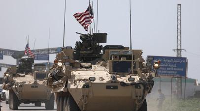 Под предлогом «стабильности»: почему США не собираются возвращать северо-восток Сирии под контроль Дамаска