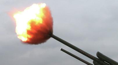 На Камчатке возродят традицию полуденного выстрела