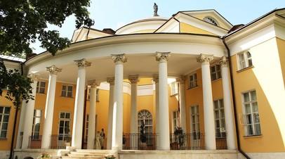 В усадьбе Люблино планируют построить павильон для свадеб