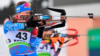 «Было важно поверить в себя после сложнейших сезонов»: Елисеев и Юрлова-Перхт о медалях ЧЕ в гонках преследования