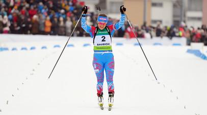 «Паниковать пока преждевременно»: биатлонистка сборной России может быть дисквалифицирована за пропуск допинг-тестов
