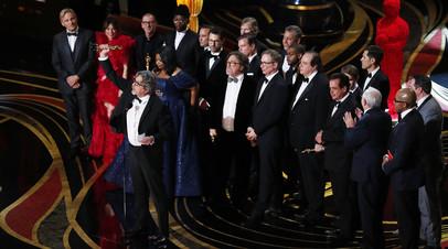 «Зелёная книга» и триумф Куарона: в Лос-Анджелесе назвали лауреатов премии «Оскар»