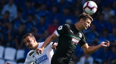 «Краснодар» сообщил о переносе матча РПЛ с «Оренбургом» на другой день