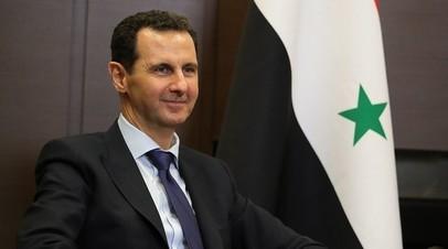 Рухани рассказал Асаду об итогах саммита по Сирии в Сочи