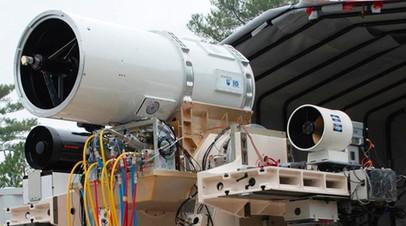 Американский «гиперболоид»: зачем США создают лазерное оружие для бронемашин