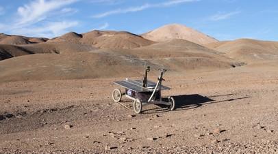 Жизнь на грани: в недрах чилийской пустыни Атакама обнаружены «марсианские» бактерии