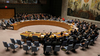 Вынужденное вето: Россия и Китай заблокировали резолюцию США по Венесуэле в СБ ООН
