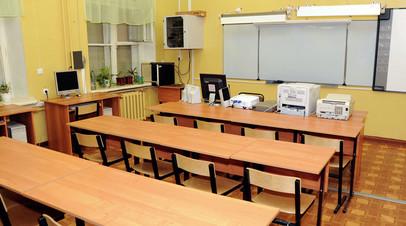 Из школы в Екатеринбурге эвакуировали 200 человек из-за короткого замыкания