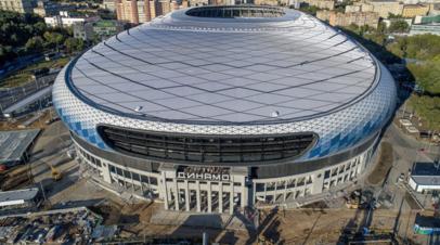 В комиссии РФС считают, что газон на новом стадионе «Динамо» может быть готов к 30 марта