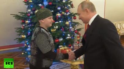 Умер тяжелобольной мальчик, чью мечту перед Новым годом исполнил Путин
